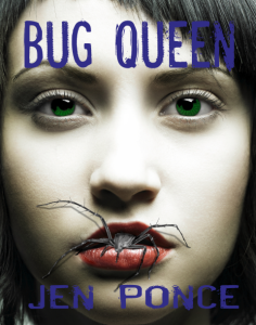 Bug Queen by Jen Ponce
