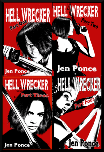 Hell Wrecker by Jen Ponce