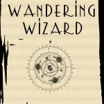 Wandering Wizard by author Kristy Carey, featured on Jen Ponce's website