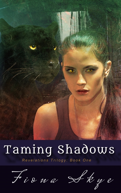 Fiona Skye, Taming Shadows, Jen Ponce Author