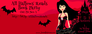 All Hallows Reads Facebook Promo