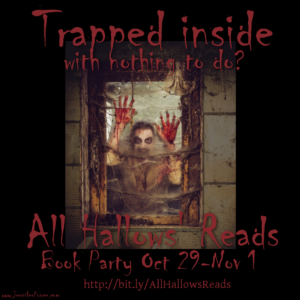 All Hallows Reads Promo Graphic 4