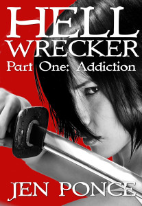 Hell Wrecker Part One Jen Ponce Author